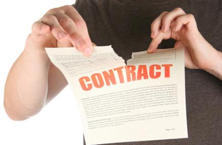 Contractviolations